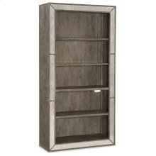 Home Office Rustic Glam Bookcase