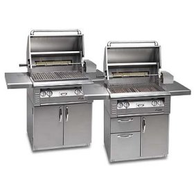 """30"""" built-in grill with Sear Zone"""