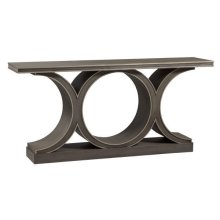 Monogram/coeurd'alene Console Table