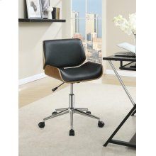 Modern Black Office Chair