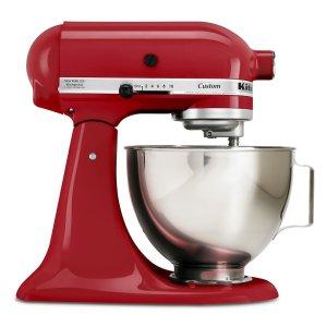 KitchenaidTilt-Head Stand Mixer Empire Red