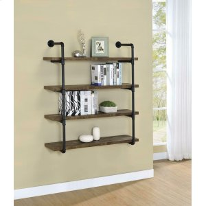 "Coaster40""w Wall Shelf"