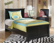 Maribel - Black 3 Piece Bed Set (Twin) Product Image
