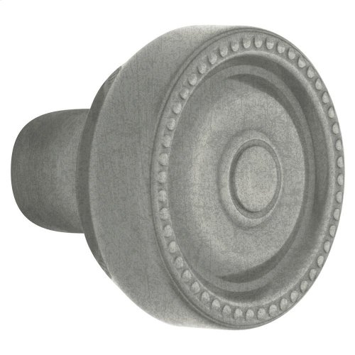 Distressed Antique Nickel 5065 Estate Knob