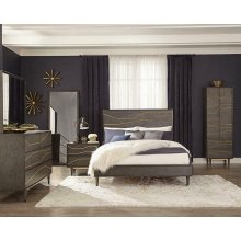5pc E King Bed Set