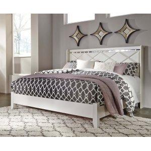 Ashley Furniture Dreamur - Champagne 2 Piece Bed Set (King)
