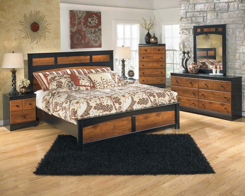 B136B1 in by Ashley Furniture in Fredericksburg, VA - Aimwell - Dark ...