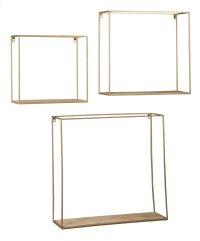 Wall Shelf Set (3/CN) Product Image