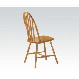 Oak Arrowback Windsor Chair