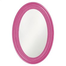 Ethan Mirror - Glossy Hot Pink