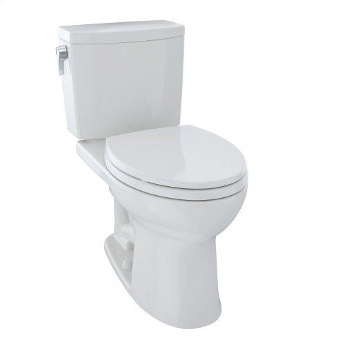 Drake® II 1G Two-Piece Toilet, Elongated Bowl, 1.0 GPF - Colonial White