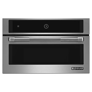 "Jenn-AirPro-Style® 30"" Built-In Microwave Oven with Speed-Cook Pro Style Stainless"
