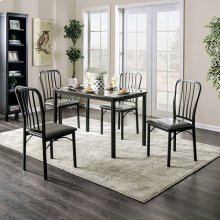 Menno 5 Pc. Dining Set