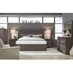 LEGACY CLASSIC FURNITUREFacets Complete Panel Bed, Queen 5/0