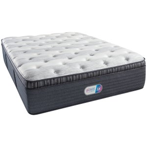 SimmonsBeautyRest - Platinum - Haven Pines - Plush - Pillow Top - Cal King