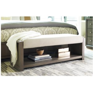 LEGACY CLASSIC FURNITUREHigh Line by Rachael Ray Upholstered Bench