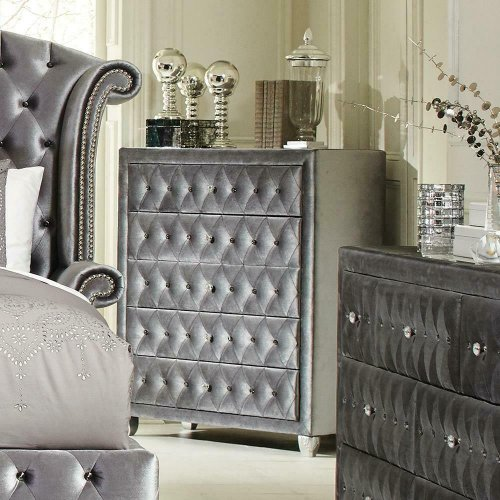 Deanna Metallic Chest