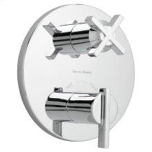 Berwick Thermostatic Shower Valve Trim Kit - Polished Chrome