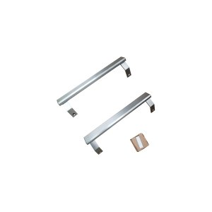 BertazzoniHandle Kit for 24 Bottom Mount refrigerator Stainless Steel
