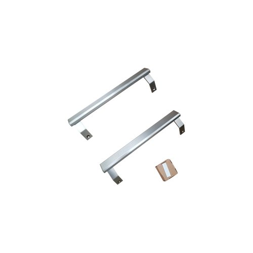 Handle Kit for 24 Bottom Mount refrigerator Stainless Steel
