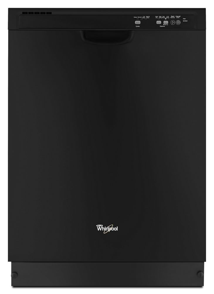 WhirlpoolEnergy Star® Certified Dishwasher With 1-Hour Wash Cycle