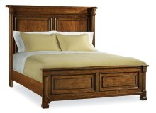Bedroom Tynecastle California King Panel Bed