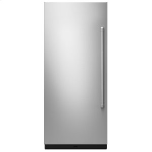 "Jenn-AirPro-Style® 36"" Built-In Column Panel Kit - Left-Swing Pro Style Stainless"