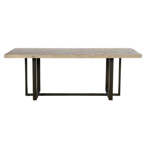 "Vogue Dining Tbl 83"" Taupe"
