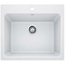 Blanco Liven Laundry Sink - White