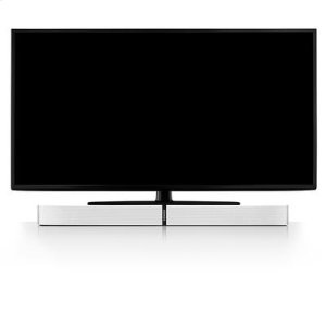 Playbase - Widescreen sound and music streaming for TVs on stands and furniture.