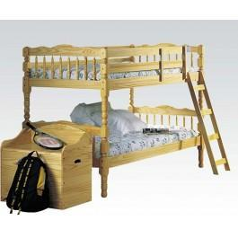 Homestead Twin/twin Bunk Bed