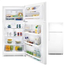 18 Cubic Ft Top Mount Refrigerator