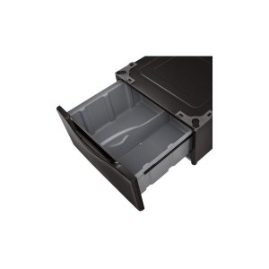 LG AppliancesLaundry Pedestal - Black Steel