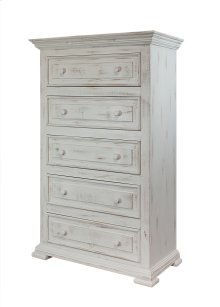 Charleston White Chest