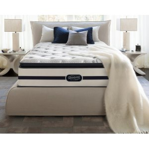 SimmonsBeautyrest - Recharge - Audrina - Luxury Firm - Pillow Top - Cal King