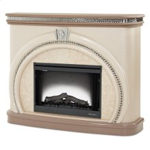 Upholstered Fireplace