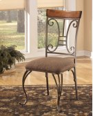 Plentywood - Brown Set Of 4 Dining Room Chairs Product Image