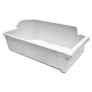 Refrigerator Ice Pan, White -