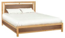 DUET Addison Cal-King Panel Bed