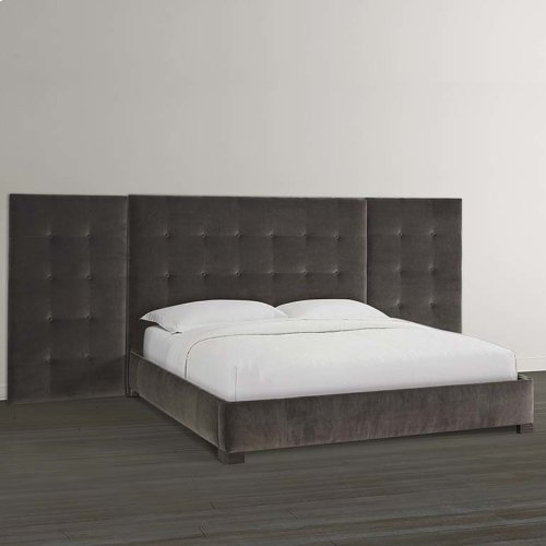 MODERN-Sausalito Queen Upholstered Bed