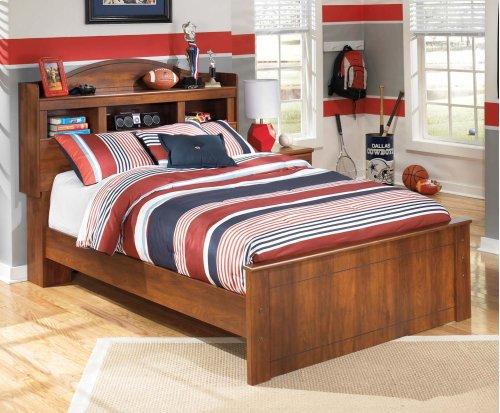 Barchan - Medium Brown 3 Piece Bed Set (Full)