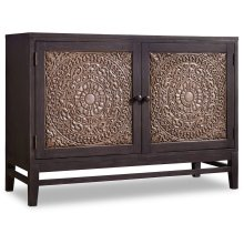 Home Entertainment Melange Matisette Gray Chest