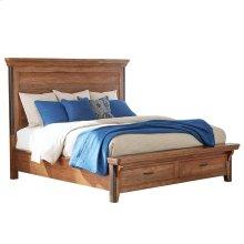 Taos Storage Bed