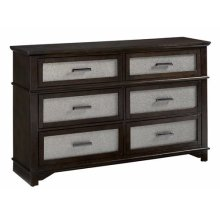 Dresser - Chocolate/Champagne Finish