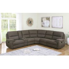 6pcs Motion Sectional