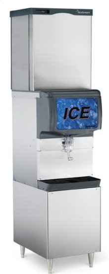 1000 lb Prodigy Eclipse Remote Cooled Modular Cube Ice Maker