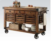 Kaif Kitchen Cart