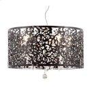 Nebula Ceiling Lamp Black Product Image