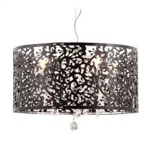 Nebula Ceiling Lamp Black