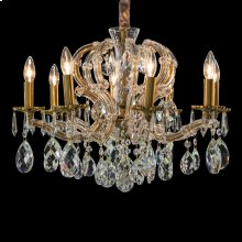 Portola 8 Light Chandelier